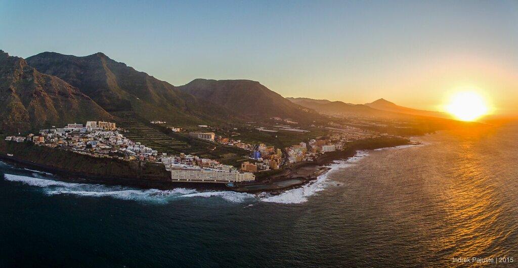 Panoraam Tenerifelt