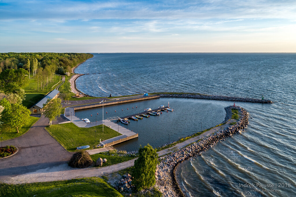 Soela sadam Saaremaal